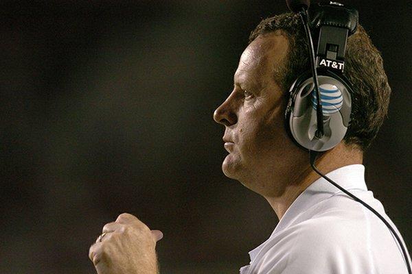 Tim Horton spent six seasons as an assistant coach at Arkansas.