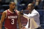 South Carolina defeated Arkansas 75-54 on Saturday and Mike Anderson fell to 1-13 in road games as the Razorbacks' head coach.