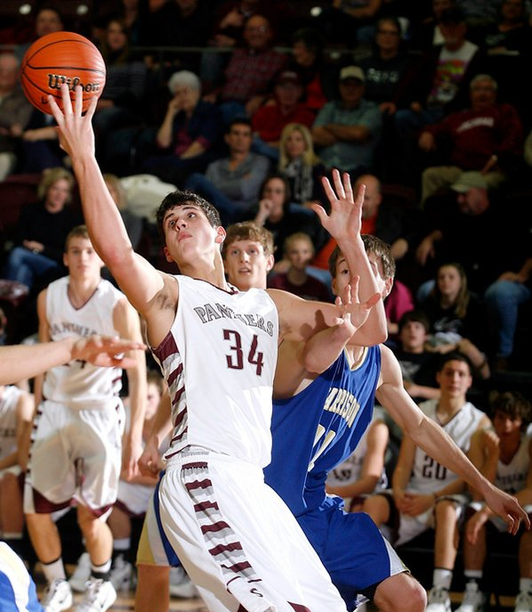 Siloam Springs junior Payton Henson ...