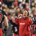 Arkansas Democrat-Gazette/RICK MCFARLAND --1/6/13-- Arkansas State head coach John Thompson against ...