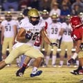 Special the the Arkansas Democrat Gazette/MATT JOHNSON - 11-01-2012- Pulaski Academy tight end, and ...