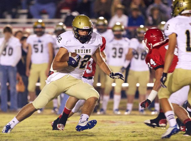 special-the-the-arkansas-democrat-gazettematt-johnson-11-01-2012-pulaski-academy-tight-end-and-arkansas-commit-hunter-henry-turns-upfield-during-first-half-action-against-jacksonville-on-november-1-2012