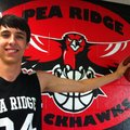 Levi Pitts, a Pea Ridge senior, is one of the Blackhawks' leading scorers at 12 points per game. Pit...
