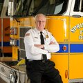 Eddie Davis, chaplain for the Springdale Fire Department, was with the department for 23 years befor...