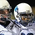 Springdale Har-Ber defensive tackle Josh Frazier (right) is one of the top defensive tackles in the ...
