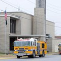 Springdale firefighters were called for reports of smoke in a building Tuesday at Decision Point on ...