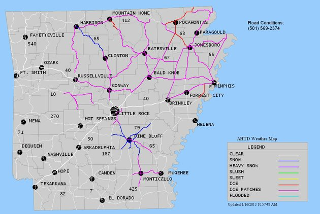 this-map-provided-by-the-arkansas-department-of-highways-and-transportation-shows-conditions-around-the-state-just-before-11-am
