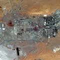 This Oct. 8, 2012, satellite image provided by DigitalGlobe shows the Amenas Gas Field in Algeria, w...