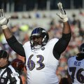 Former Arkansas offensive lineman Bobbie Williams will play in Super Bowl XLVII with the Baltimore R...