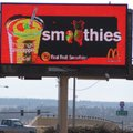 Fort Smith directors discussed the regulation of digital billboards like this one at Phoenix Avenue ...
