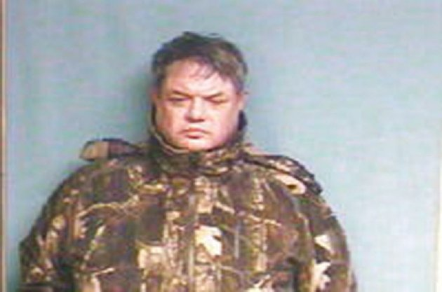 special-to-the-arkansas-democrat-gazette-01232012-lonoke-county-sheriff-booking-photo-rick-watkins-vice-chairman-of-the-arkansas-game-and-fish-commission