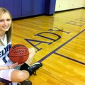 Destiny Skaggs, an Elkins senior, has provided leadership for the Lady Elks. Elkins is leading the 3...
