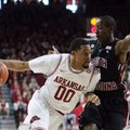Rashad Madden, pictured in a file photo from the 2012 matchup with South Carolina, was suspended for...