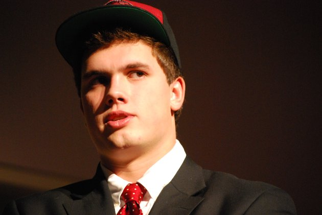 pulaski-academy-tight-end-hunter-henry-committed-to-arkansas-in-a-monday-afternoon-ceremony-at-the-school