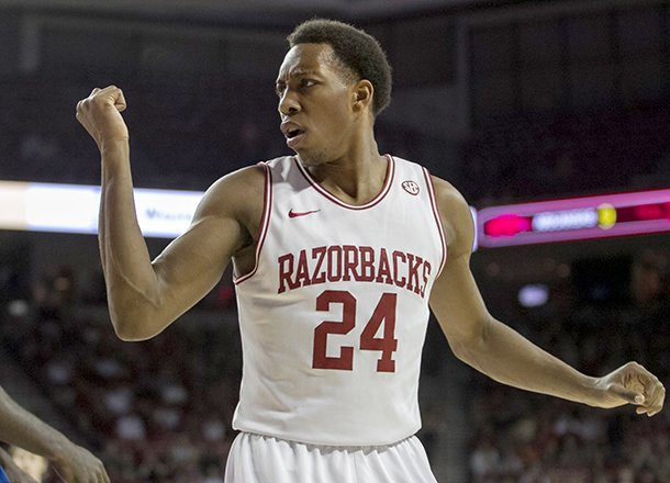 arkansas-michael-qualls-argues-a-call-during-the-first-half-an-ncaa-college-basketball-game-against-florida-in-fayetteville-ark-tuesday-feb-5-2013-ap-photogareth-patterson