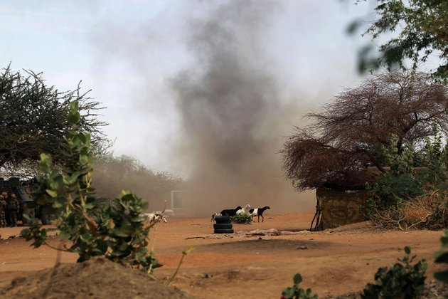 french-soldiers-detonate-three-grenades-in-a-controlled-explosion-in-the-area-where-a-suicide-bomber-exploded-at-the-entrance-of-gao-northern-mali-sunday-feb-10-2013-it-was-the-second-time-a-suicide-bomber-targeted-the-malian-army-checkpoint-in-three-days