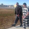 "Zachary Holly being taken back to the Benton County Jail on Thursday after <a href=""http://www.nwaon..."