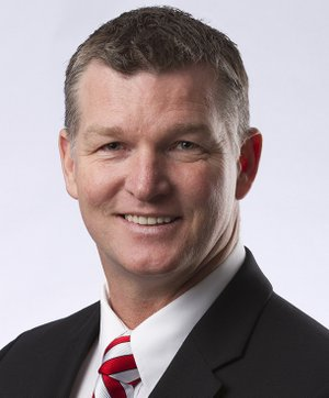 Sean Rochelle was named executive director of the Razorback Foundation on Friday.