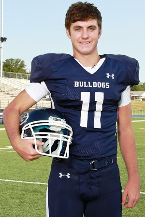 Greenwood quarterback Jabe Burgess will visit Arkansas on Wednesday.