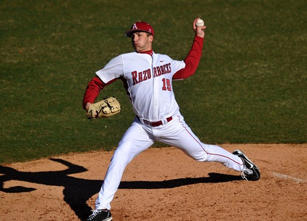 arkansas-freshman-colin-poche-delivers-a-pitch-during-the-razorbacks-14-0-win-over-new-orleans-in-the-first-game-of-a-doubleheader-tuesday-at-baum-stadium-in-fayetteville
