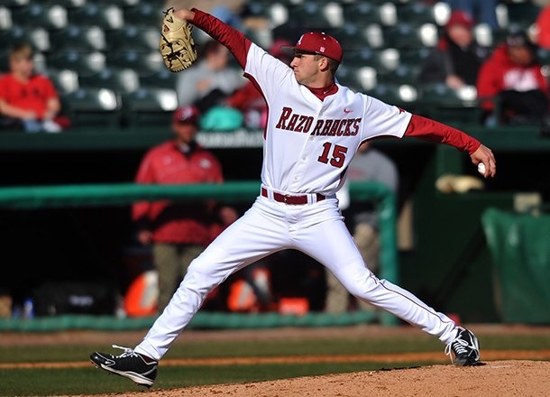 arkansas-pitcher-colin-poche-fires-a-pitch-during-the-first-game-of-tuesday-afternoons-doubleheader-against-new-orleans-at-baum-stadium-in-fayetteville