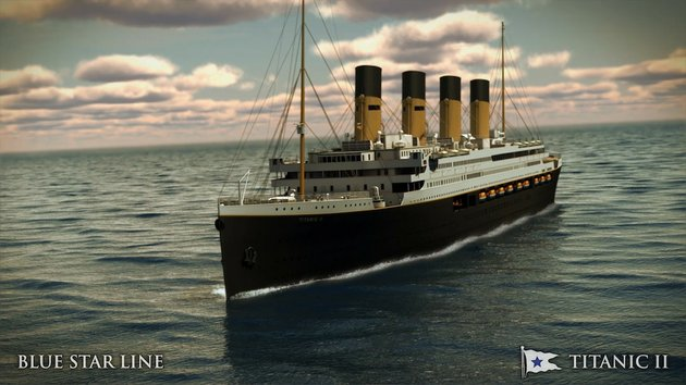 in-this-rendering-provided-by-blue-star-line-the-titanic-ii-is-shown-cruising-at-sea-the-ship-which-australian-billionaire-clive-palmer-is-planning-to-build-in-china-is-scheduled-to-sail-in-2016-palmer-said-his-ambitious-plans-to-launch-a-copy-of-the-titanic-and-sail-her-across-the-atlantic-would-be-a-tribute-to-those-who-built-and-backed-the-original