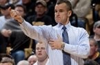 Florida coach Billy Donovan directs his players in a NCAA Basketball game against Missouri Tuesday, Feb. 19. The Gators have clinched at least a share of the regular season Southeastern Conference Championship and locked up the No. 1 seed in the SEC Tournament.