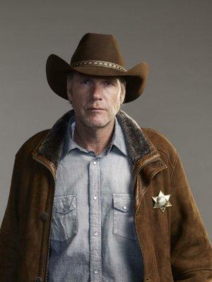 "Robert Taylor stars in A&E's ""Longmire."""