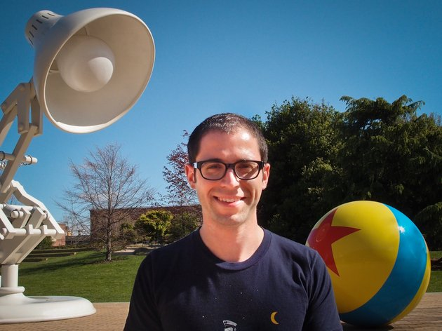 david-condolora-an-alumnus-of-harding-university-works-as-a-second-assistant-editor-for-pixar-animation-studios-in-emeryville-calif-he-has-done-work-on-the-pixar-films-brave-and-monsters-university-and-the-short-film-partysaurus-rex