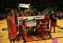 5A Girls Basketball Championship