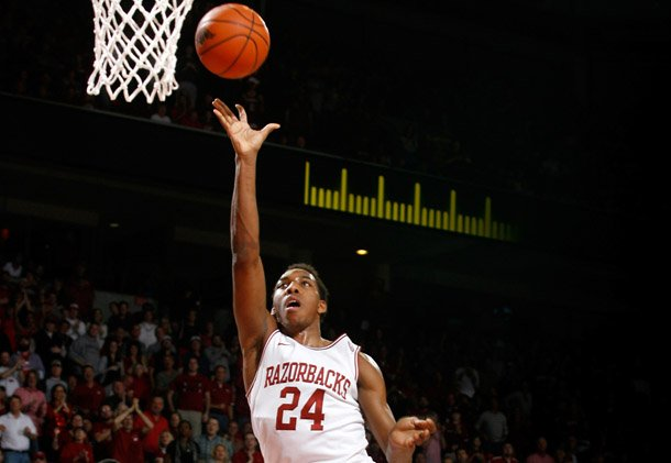arkansas-freshman-michael-qualls-drives-to-the-basket-against-texas-am-saturday-march-9-2013-at-bud-walton-arena-in-fayetteville