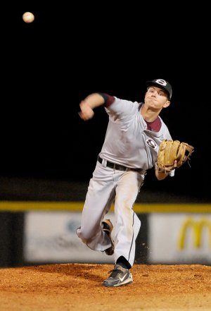 Matt Sherry of Springdale threw a no-hitter against Gravette on Friday.