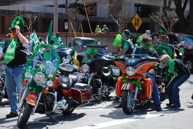 downtown-little-rock-celebrated-the-st-patricks-day-parade-on-saturday
