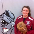 Kelcee Thompson, Springdale High junior, has provided a spark at the plate and at third base in her ...