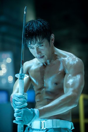 Byung-Hun Lee plays Storm Shadow in G.I. JOE: RETALIATION, from Paramount Pictures, MGM, and Skydance Productions.