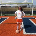 Junior Kendra Wilichowski lost her starting position a year ago, but has come back strong this seaso...