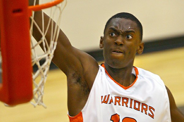 Little Rock Hall graduate Bobby Portis is one of the 10 McDonald's High School All-Americans that signed to play in the SEC next season.