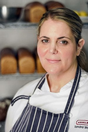 Capital Hotel pastry chef Tandra Watkins is up for another award, this one from Food & Wine magazine.