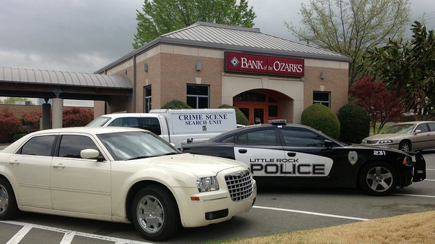 police-respond-wednesday-april-10-2013-to-the-bank-of-the-ozarks-branch-at-109-n-chester-st-in-downtown-little-rock-after-a-report-of-a-robbery