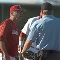Arkansas coach Dave Van Horn said the Razorbacks will have another tough test this weekend against T...