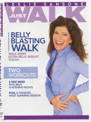 Leslie Sansone: Just Walk — Belly Blasting Walk