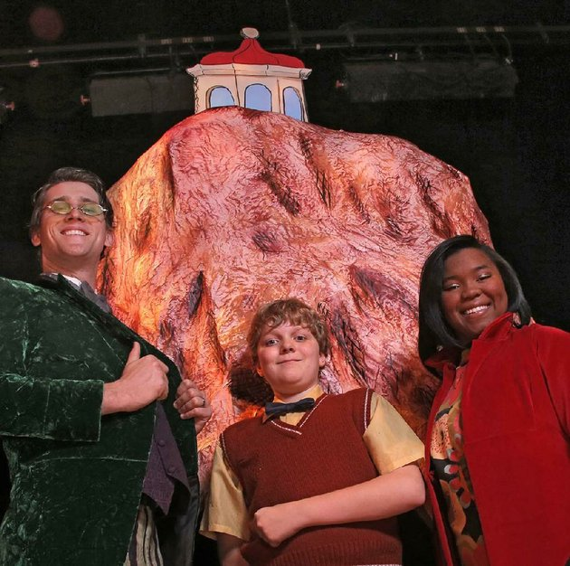 just-peachy-garrett-flood-left-plays-old-green-grasshopper-jeffrey-oakley-plays-james-and-jhonika-wright-plays-ladybird-in-james-and-the-giant-peach-at-the-arkansas-arts-center-childrens-theatre