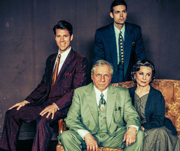 death-of-a-salesman-family-portrait-clockwise-from-left-craig-maravich-as-happy-loman-avery-clark-as-biff-loman-carolyn-mignini-as-linda-loman-and-robert-walden-as-willy-loman-the-drama-opens-friday-at-the-arkansas-repertory-theatre