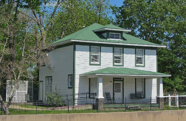 the-president-william-jefferson-clinton-birthplace-home-in-hope-is-now-operated-by-the-national-park-service