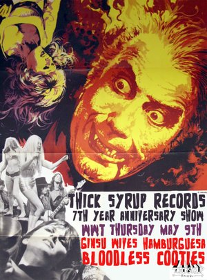 Thick Syrup Seventh Annual Anniversary Shows