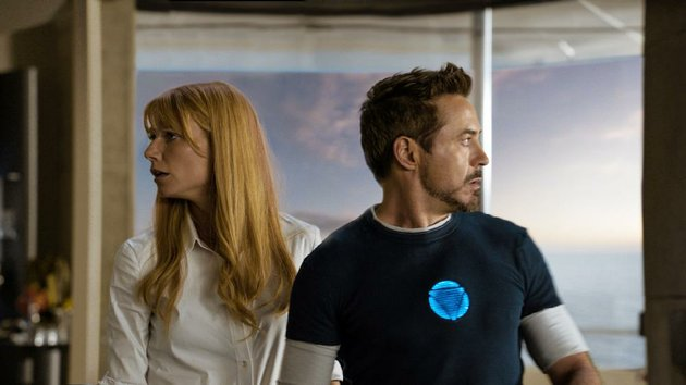 pepper-potts-gwyneth-paltrow-and-tony-stark-robert-downey-jr-suspect-something-has-gone-awry-in-iron-man-3