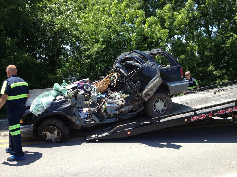 At least 3 dead in Arkansas 161 accident in Scott