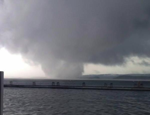 Columns For Sale >> VIDEO: Tornado-warned storms move through Arkansas