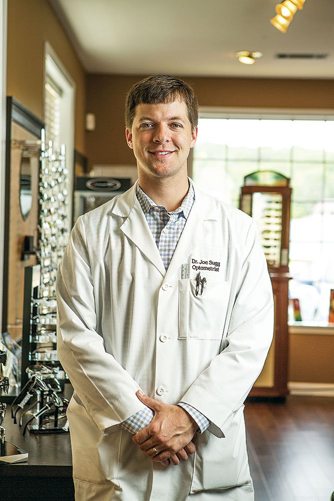 30 Year Old Named Young Optometrist Of The Year