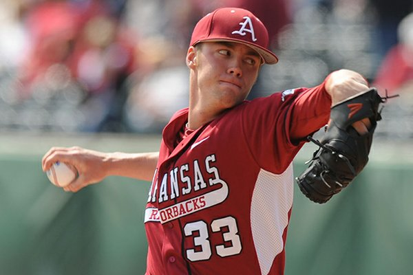 Trey Killian will likely factor into Arkansas' starting rotation in 2014, Razorbacks coach Dave Van Horn said Thursday.